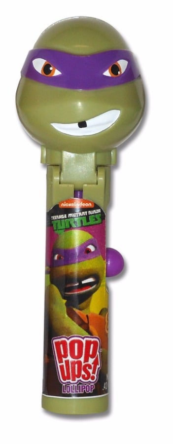 TMNT – Pop Ups Lollipops