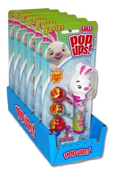 Easter Bunny Pop Ups, Easter Bunny Blister CD