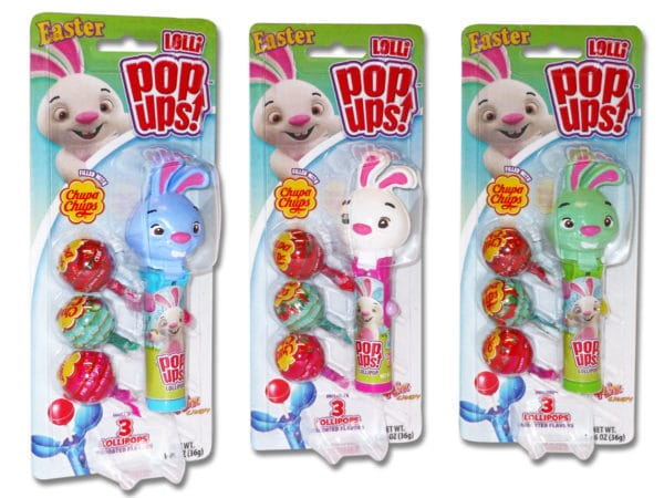 Easter Bunny Pop Ups, Easter Bunny Blister Group