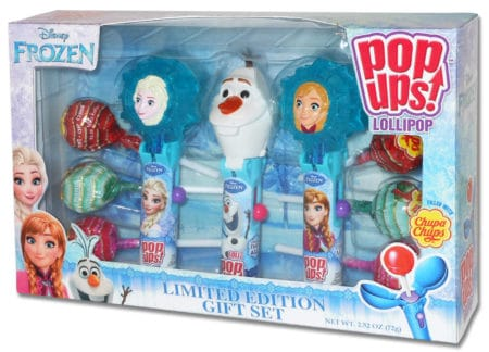 Frozen Pop Up Gift Set, Frozen 3 Pack Gift Set