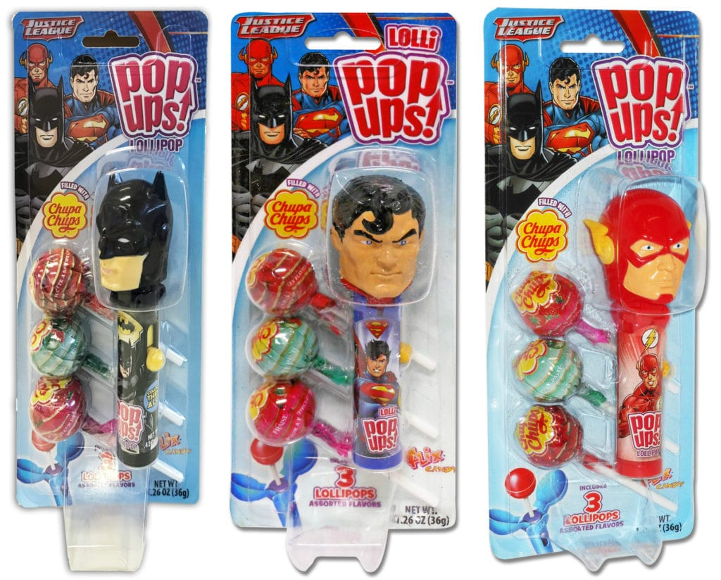 Justice League Blisters
